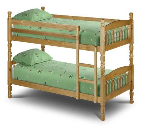 Litton Pine Bunk Bed Sale Now On Your Price Furniture